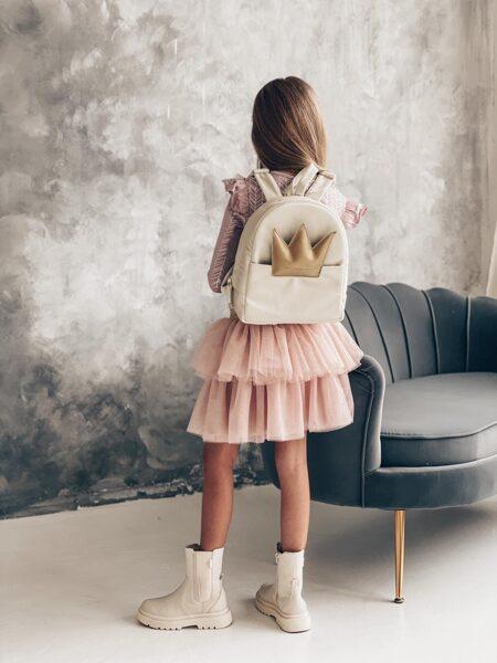 """Vaikiška kuprinė """"Perlų princesė"""""""