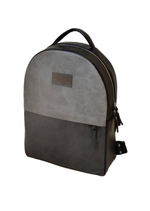 "Backpack ""Gray almond"""