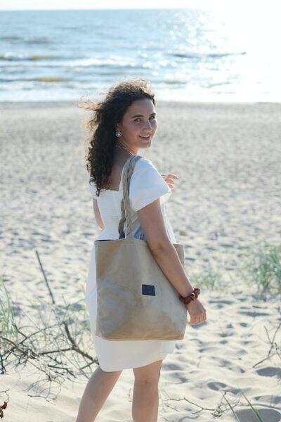 """Rankinė/krepšys  """"Laimės ženklas"""""""